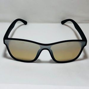 89bf09566 Other - Black Brown Single Piece Lens Sunglasses